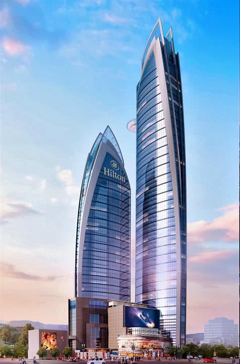 Five-star Hilton In Kenya Part Of Africa's Tallest