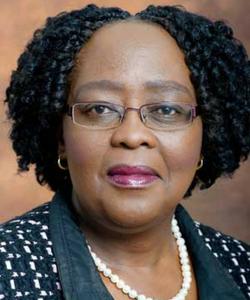 Deputy Minister Elizabeth Thabethe Deputy minster, Department of Tourism